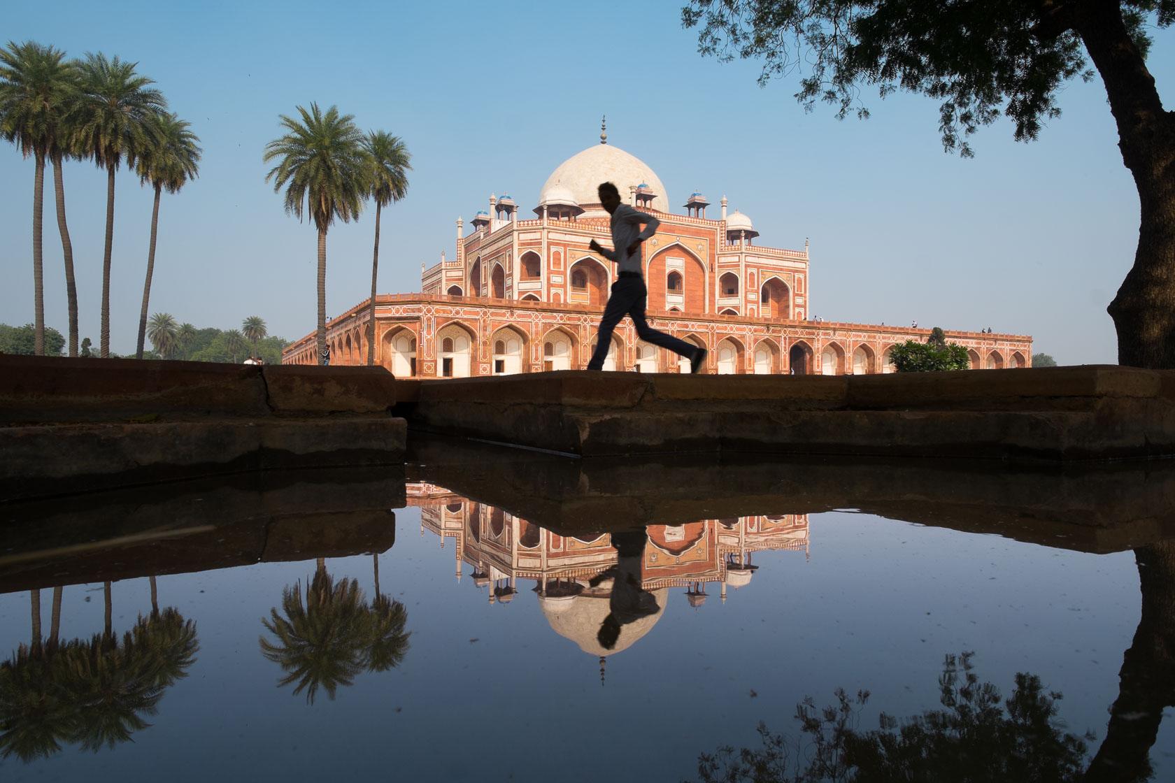 Hamayun's Tomb , Delhi, India