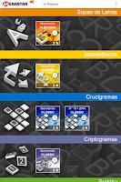 Screenshot of Megastar ES