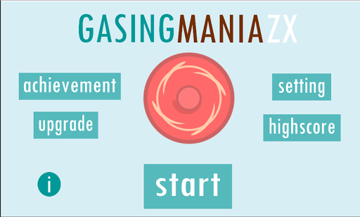 Gasing Mania ZX