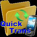 Quick PC Trans logo