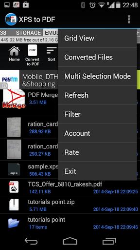 【免費商業App】XPS to PDF Converter Pro-APP點子