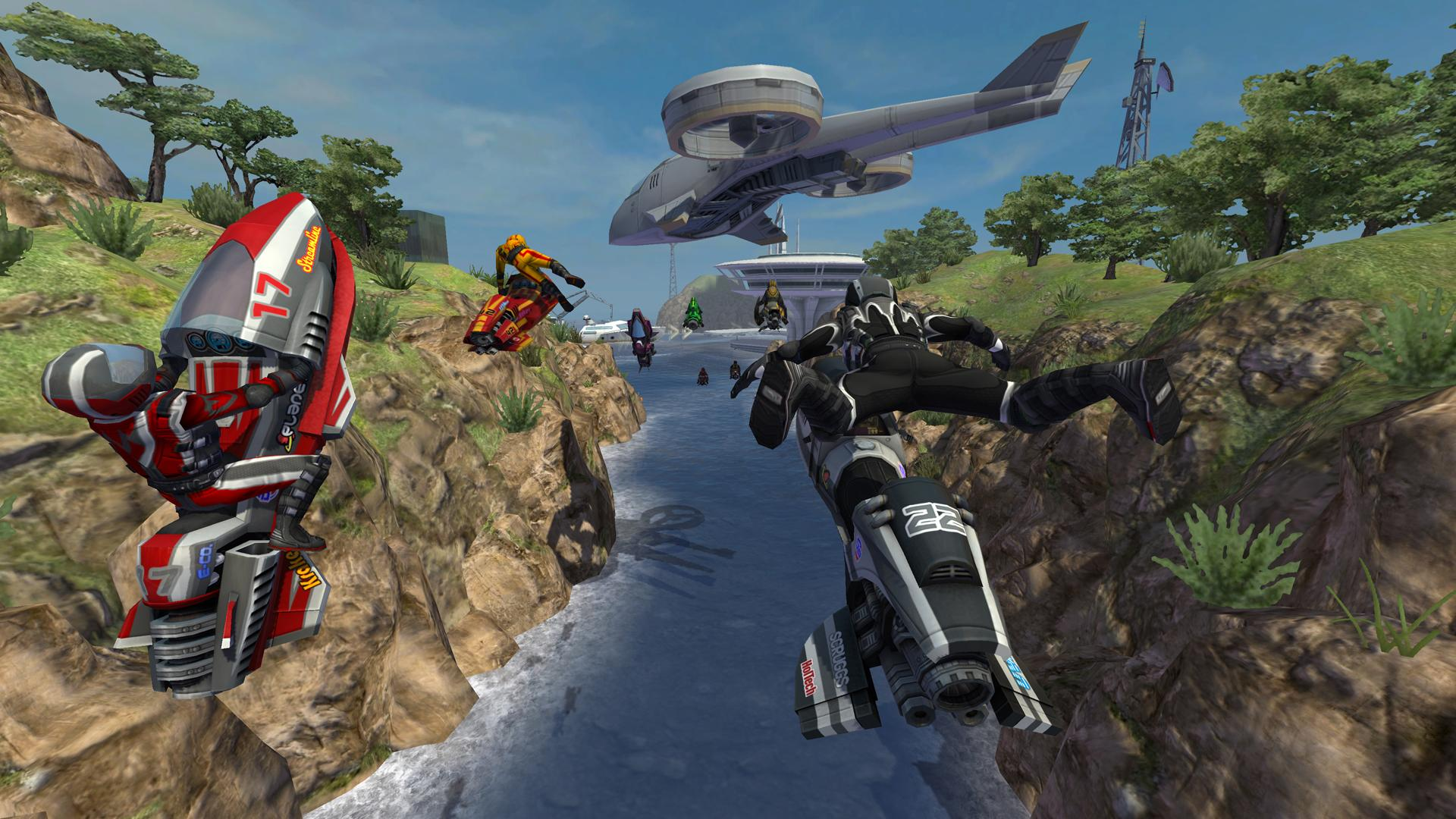 Riptide GP2 screenshot #5