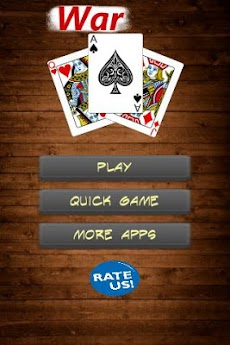 戦争 - カードゲーム(無料) - ...
