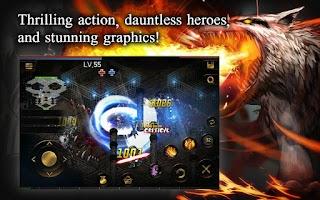 Screenshot of Demonic Savior
