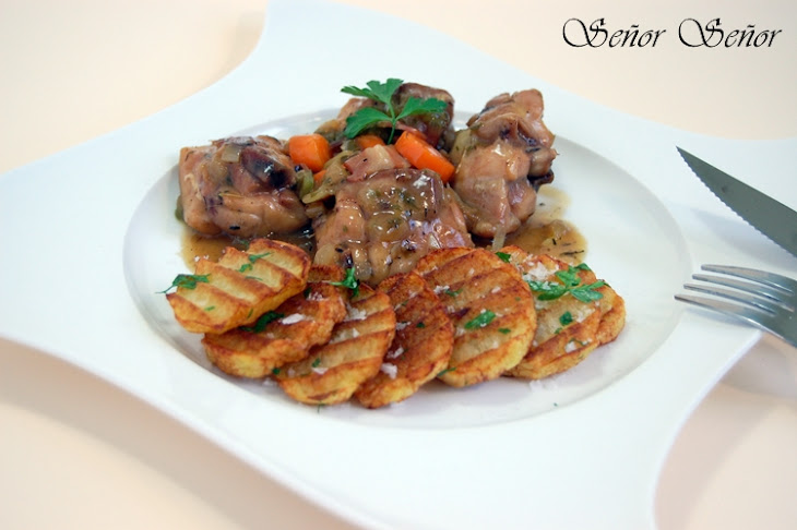 Chicken with Beer Recipe