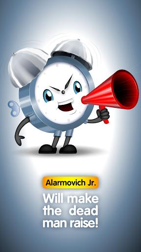 Alarmovich Jr. – Alarm Clock