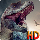 dinosaurio hunter ataque HD icon