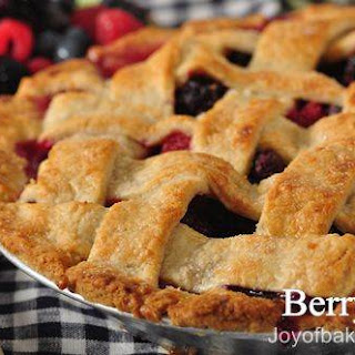 Berry Pie Tested.