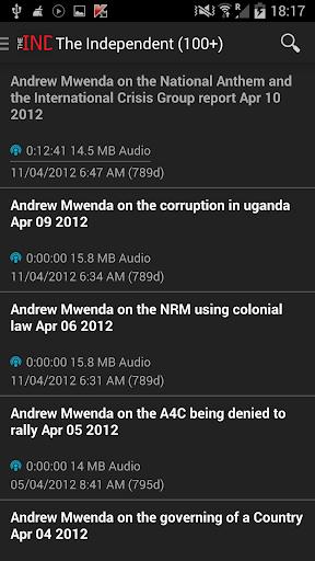 【免費新聞App】Uganda Newsfeed-APP點子