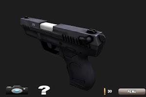 Screenshot of Guns -  3D Gun Free