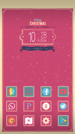 Pink Xmas for Cobo