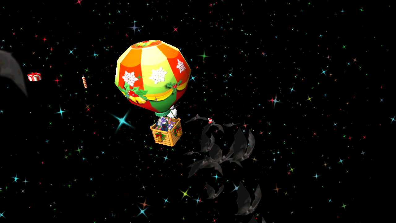 3D Space World - screenshot