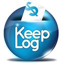 KeepLog icon