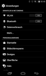 BlackedOut CM11/10 Theme- screenshot thumbnail