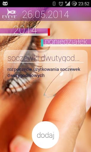 【免費健康App】Soczewki Kontaktowe-APP點子