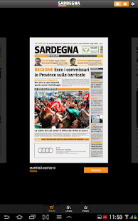 Sardegna Quotidiano - screenshot thumbnail