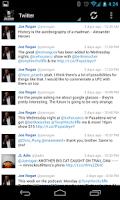 Screenshot of Joe Rogan Experience