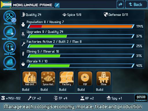 Star Traders 4X Empires Elite  screenshots 10
