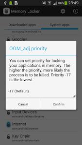 Memory Locker v1.6.1
