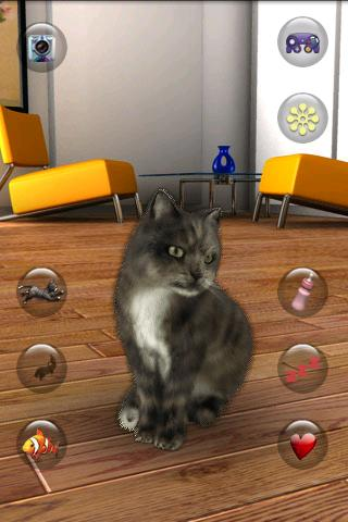 Talking Cat Funny APK 1.90 screenshots 1