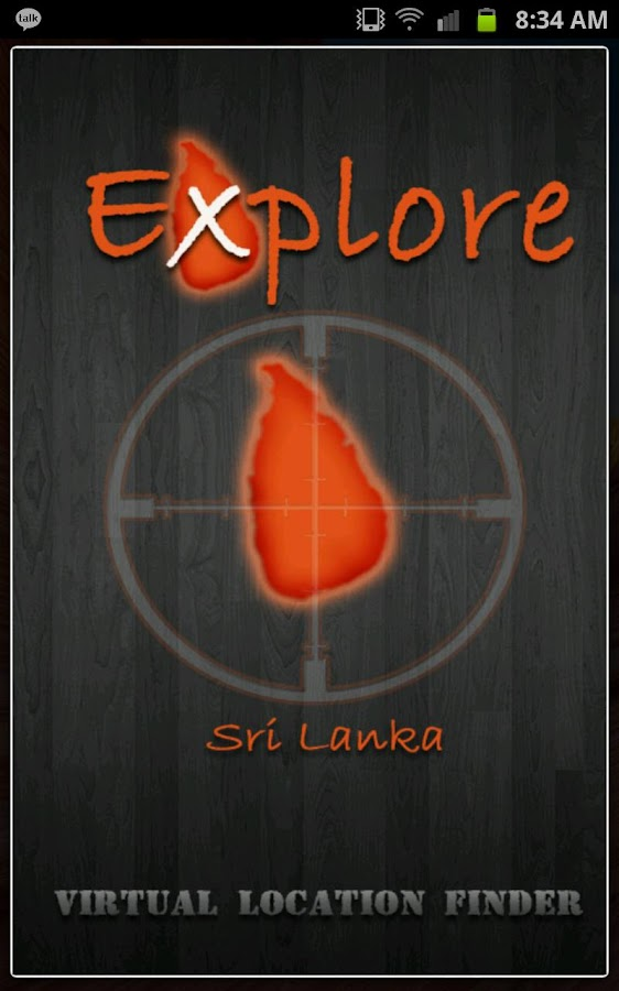Explore Sri Lanka - screenshot