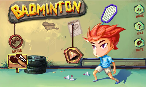 Badminton Star (Unlimitted Gold)