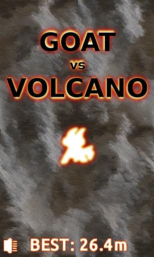 Goat vs Volcano