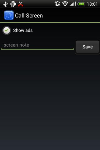 Call Screen Beta