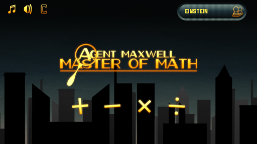 Agent Maxwell: Master of Math