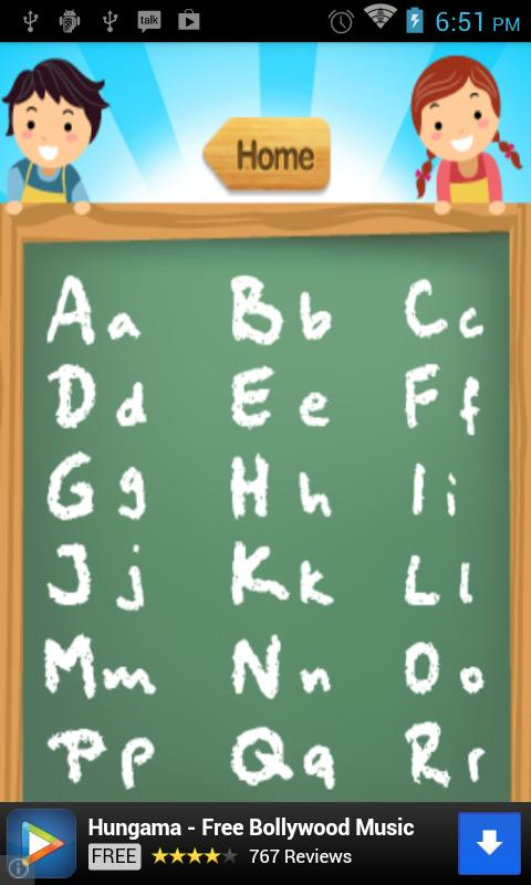 Kids ABC Alphabets - screenshot