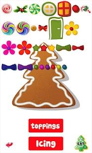 Gingerbread Cookie Decorator! 休閒 App-愛順發玩APP