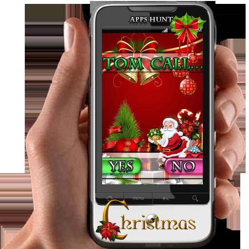 Christmas Caller ID