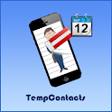 Temporary Contacts icon