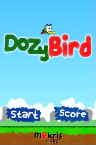 Flappy Dozy Bird