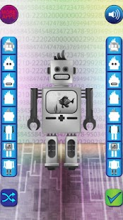 Make a Robot - screenshot thumbnail