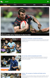 Rugbyrama - screenshot thumbnail