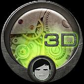 Next Launcher Theme SteampunkG