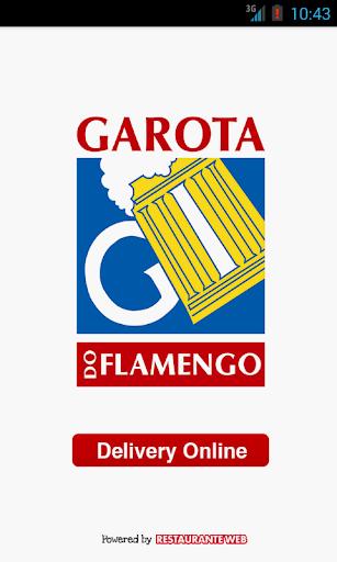Garota do Flamengo