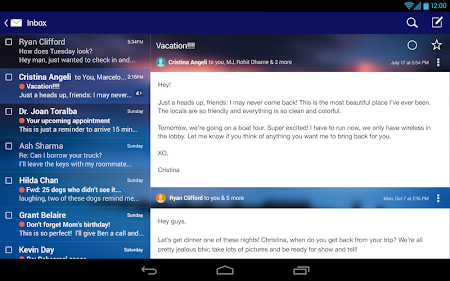 Yahoo Mail – Free Email App 4.9.2 screenshot 2105