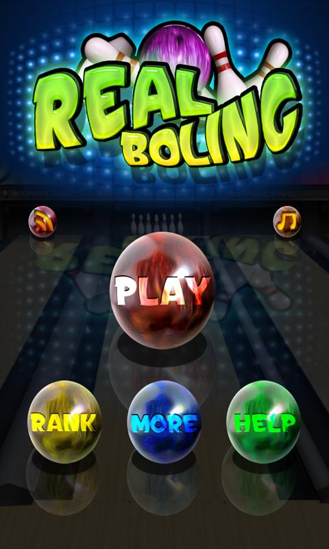 Real Bowling - screenshot