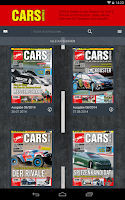 Screenshot of CARS & Details-Kiosk