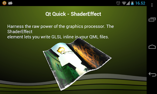Introduction to Qt 5- screenshot thumbnail