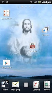 Jesus Live Wallpaper- screenshot thumbnail