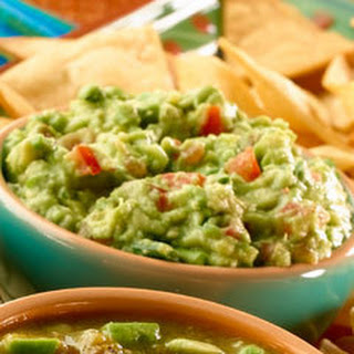 Guacamole With Cilantro.