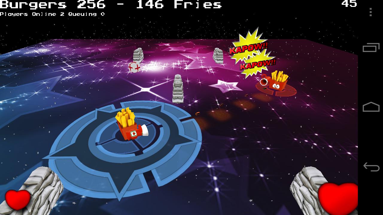 Food Fighters - screenshot