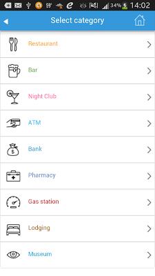 Melbourne Guide Map & Hotels - screenshot