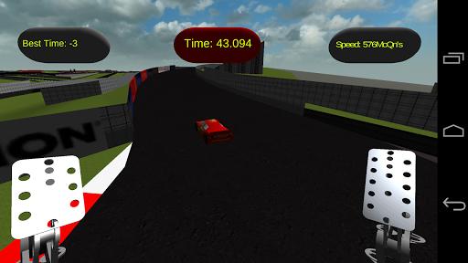 McQueem Car Racing Game