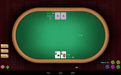 Texas Hold'em Poker - screenshot thumbnail