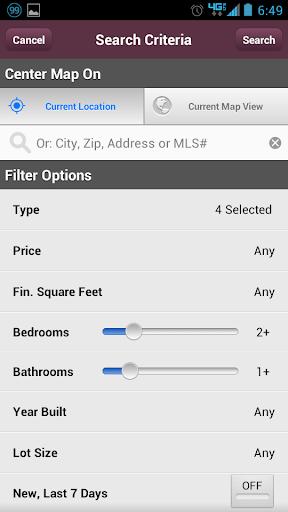 【免費生活App】BHHS First Realty Home Search-APP點子