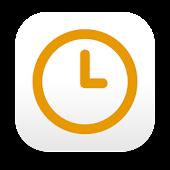 時計ウィジェット freebit PandA専用